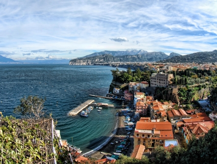 WHY choose SORRENTO?