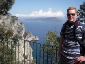 Anthony DeMusis, borsa di studio OSIA